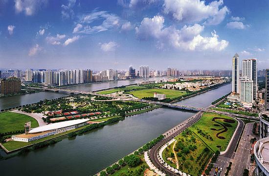二沙岛之后 广州又一滨江好地——时代水岸