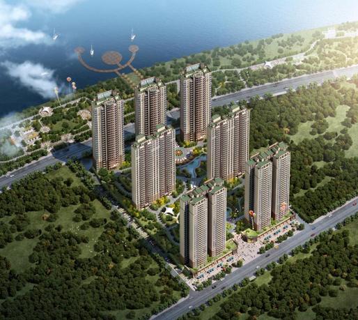 凰湾位于顺德区容桂东部新城核心,德胜河南岸,坐拥德胜河逾1000米