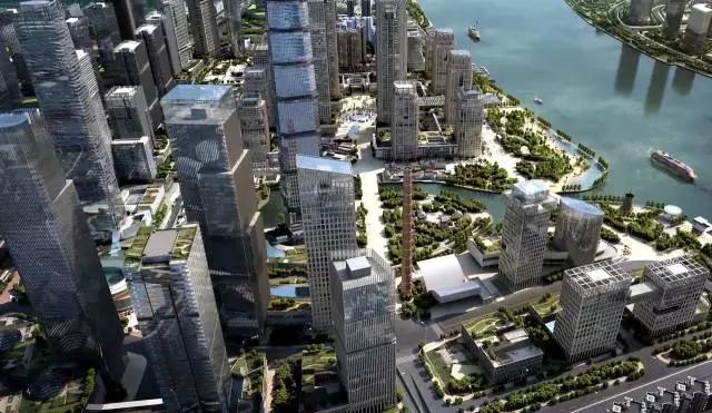 构筑城市灵魂——当现代城市体系融入岭南意象