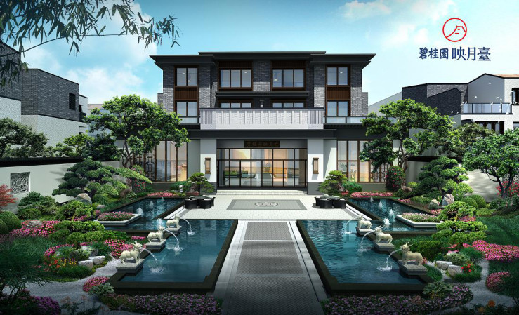 碧桂园·映月台:中式院子,尽享怡乐境界图片