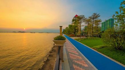 新房资讯 恒大御景半岛雕琢海居梦   从迪拜到阳光闪耀的迈阿密海滩